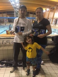 We did it again Blue Water team on the podium 2 Blue Water Freediving School