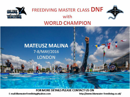 Freediving masterclass DNF