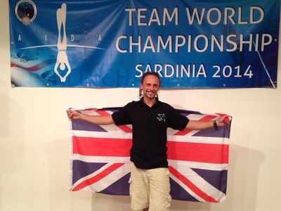 Adam Drzazga Team GB