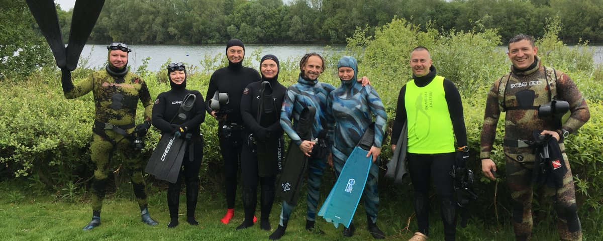 Freediving Team Wraysbury