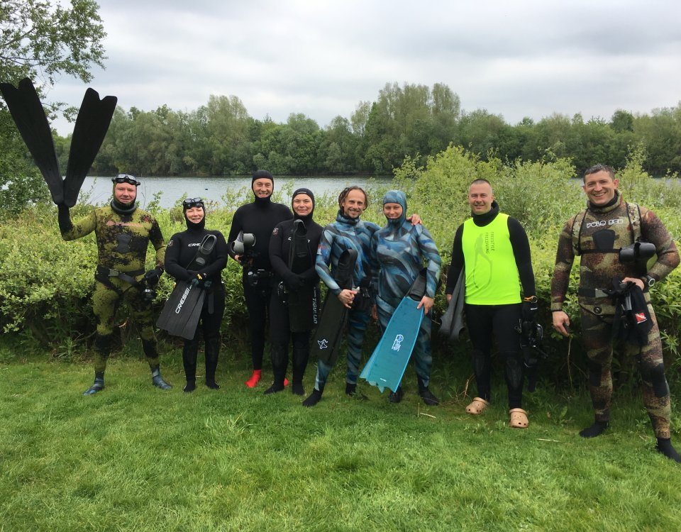 Freediving Team Wraysbury