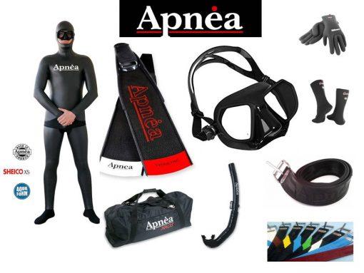 APNEA ghost freediving bundle