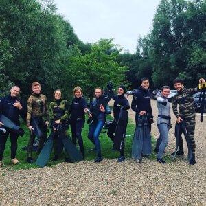 Aida 2 Beginner course Blue Water Freediving School