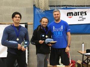 Bristol Blue Team Competition 2018 Blue Water Freediving School